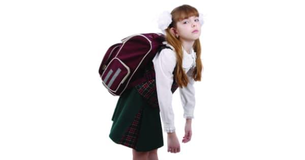 Votre Enfant Transporte-t-il Le Poids Du Monde Sur Ses épaules?