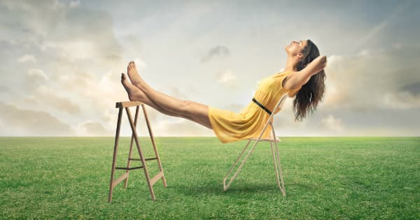 9 façons de relaxer après avoir couru toute la journée !