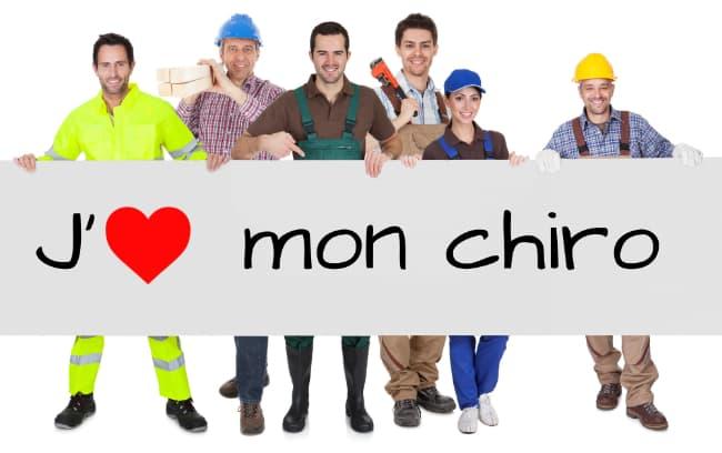 La chiropratique pour les travailleurs