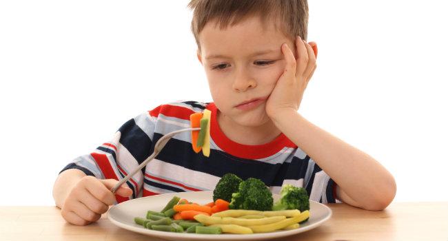 6 astuces (et une recette) pour faire manger plus de légumes aux enfants