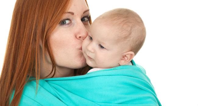 Le portage: porter bébé de la bonne façon