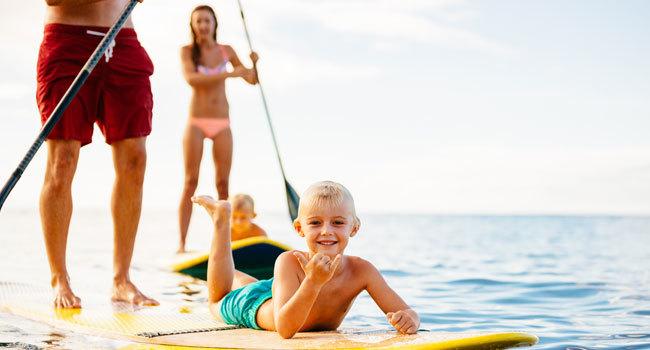 12 activités pour bouger en famille cet été