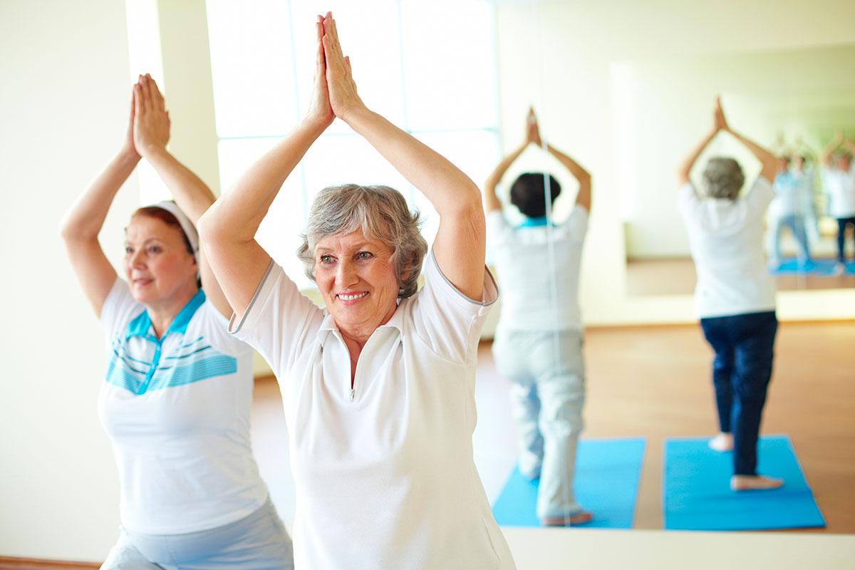 La chiropratique pour les aînés