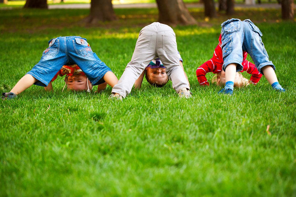 La chiropratique pour les enfants