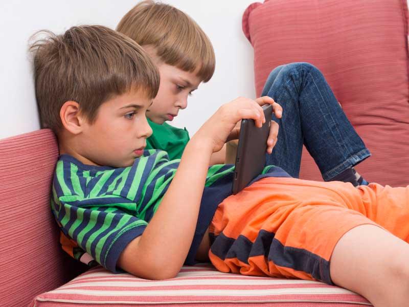 Écrans et enfants ne font pas toujours bon ménage