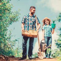Les 10 astuces pour jardiner sans se blesser