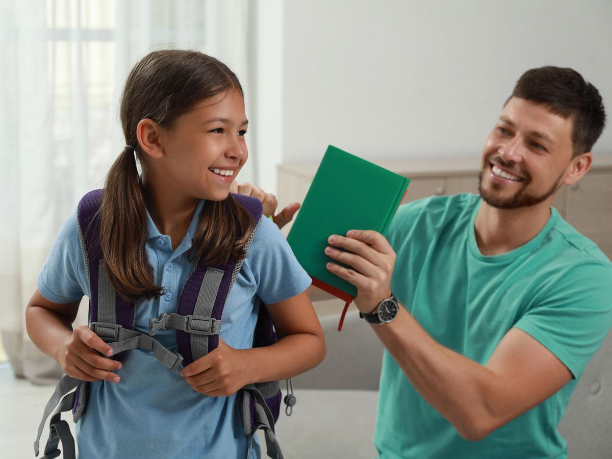 Comment Ajuster Et Utiliser Adéquatement Le Sac D'école Pour Conserver Une Colonne Vertébrale En Santé